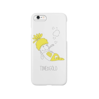 TIMEISGOLD Smartphone cases
