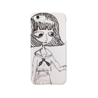 除除愛ちゃん(じょじょあ) Smartphone cases