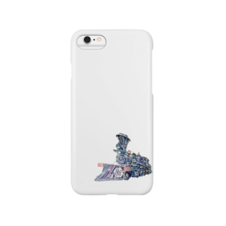 ボぶの汽車 Smartphone cases