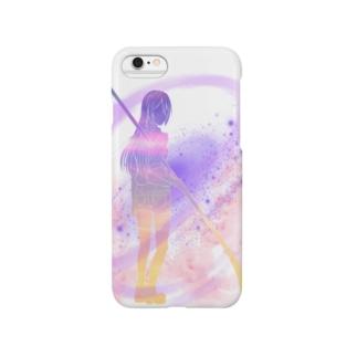 薙刀少女 Smartphone cases