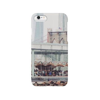 ブルックリンのメリーゴーランド Smartphone cases