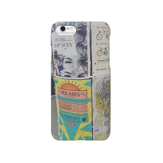 シアトル 電柱 Smartphone cases