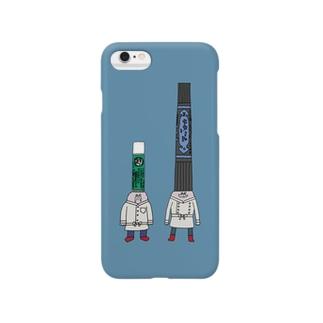 コックさん Smartphone cases