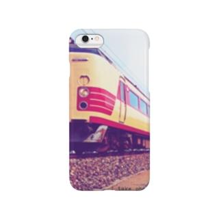 電車雷鳥 Train mania Smartphone cases