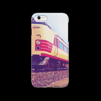 ELECTRICLADY LABOの電車雷鳥 Train mania Smartphone cases