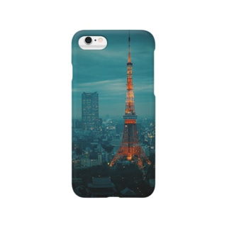 Tokyo tower case Smartphone cases