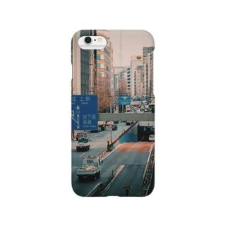 Sky tree case Smartphone cases