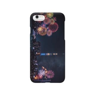 夏の華夜 Smartphone cases
