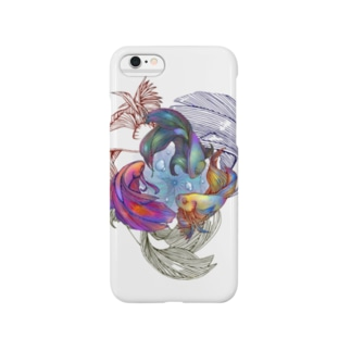 3 colors fish Smartphone cases