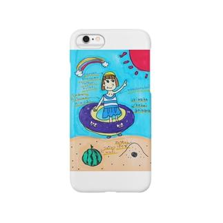 サマー Smartphone cases