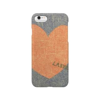 ハートラビリンス Smartphone cases