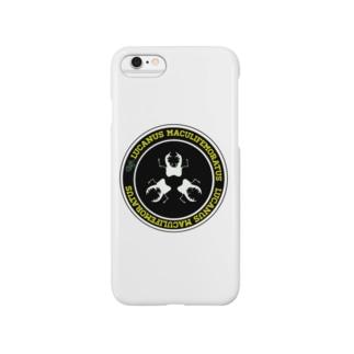 「変わらぬ魅力、新たな魅力、ミヤマクワガタ」【tropics RA】 Smartphone cases