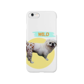 俊足の犬 Smartphone cases