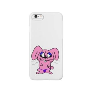 らびっと Smartphone cases