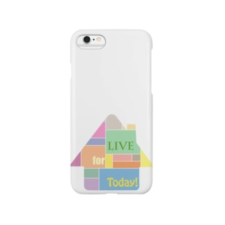 LIVE for Today! Smartphone cases