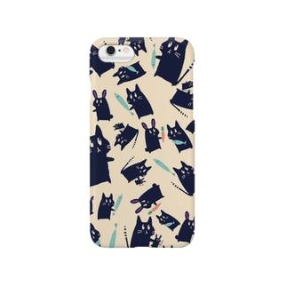 いむねこケース9 Smartphone cases