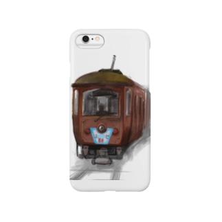 江ノ電の思い出 Smartphone cases