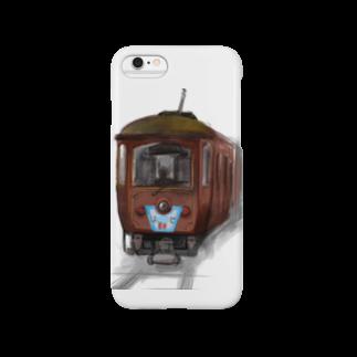 cbr750fhの江ノ電の思い出 Smartphone cases