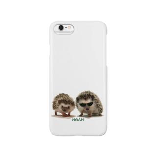 ハリネズミ(ペア) Smartphone cases