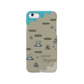 Love Higata Smartphone cases