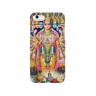 Hindu-vishnu スマートフォンケース