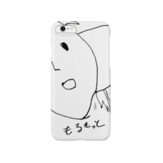 WAROLIER-ワロリエ-『もるもっと』 Smartphone cases