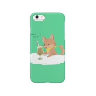 cafe series - anzu Smartphone cases