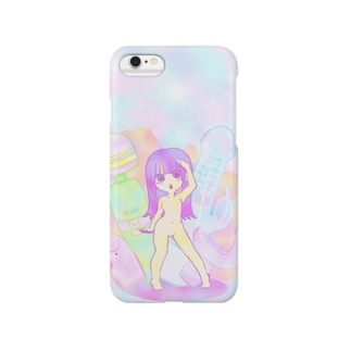 トイ ガール Smartphone cases