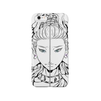 阿修羅・正 Smartphone cases