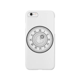 時の支配人 Smartphone cases