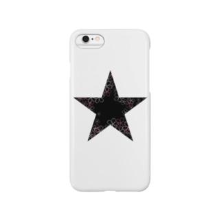 ただの星じゃないんだよ。笑 Smartphone cases
