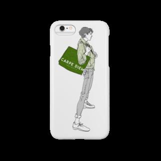 """中村香月の""""Green"""" いけめんファッショニスタ Smartphone cases"""