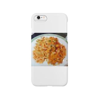 なんの料理かな Smartphone cases