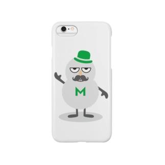 モフモフ Smartphone cases