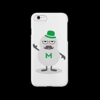 Mohoo!のモフモフ Smartphone cases