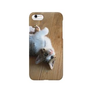 にゃにゃすけ Smartphone cases
