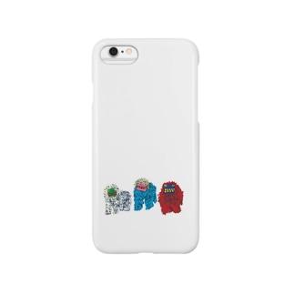 シーシーカンカン Smartphone cases