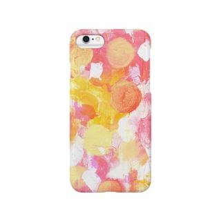 ピーチメルバ Smartphone cases