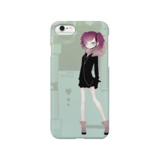 女の子 スマートフォンケース