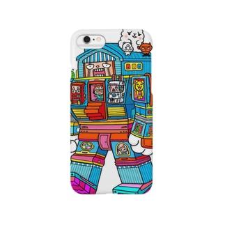 326の歩く家 Smartphone cases