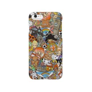 ロンドンちゃん Smartphone cases