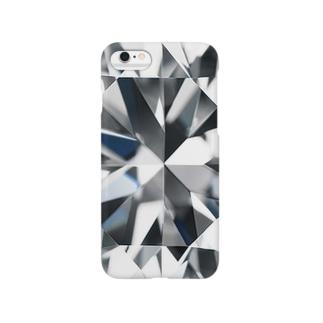 超高級!ダイヤモンドTシャツ Smartphone cases