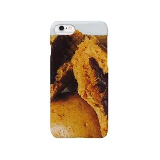 黒糖饅頭 Smartphone cases