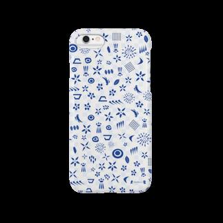 KULOKULOのShiKi001_PlAiD Smartphone cases