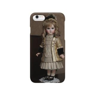 ポートレートジュモー2015茶系 Smartphone cases