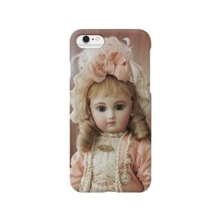 ポートレートジュモー2016ピンク系 Smartphone cases