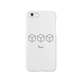 haco×3 スマートフォンケース