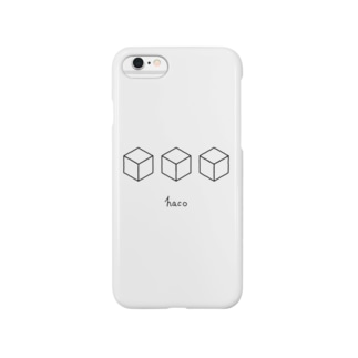 haco×3 Smartphone cases
