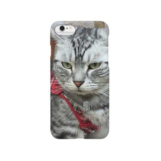 にゃおたむ Smartphone cases