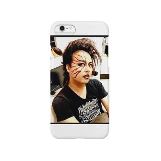 メタルかつのりくん Smartphone cases